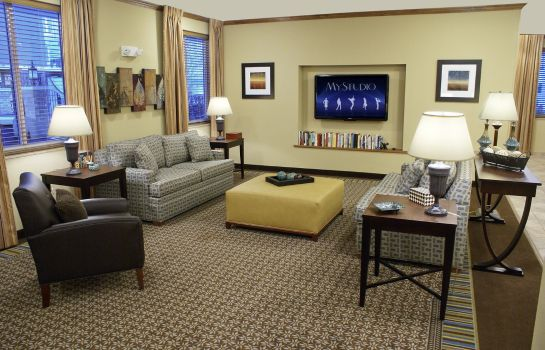 Hotelhalle Candlewood Suites MOBILE-DOWNTOWN