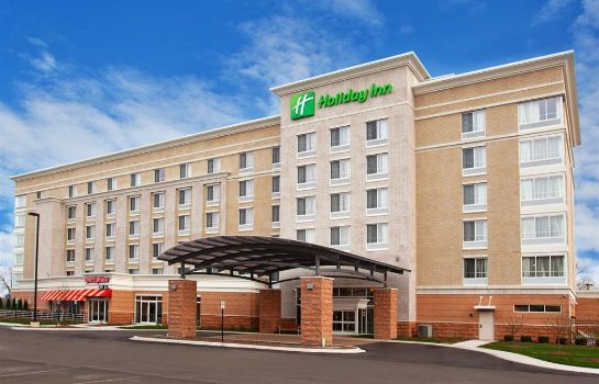 Außenansicht Holiday Inn DETROIT METRO AIRPORT