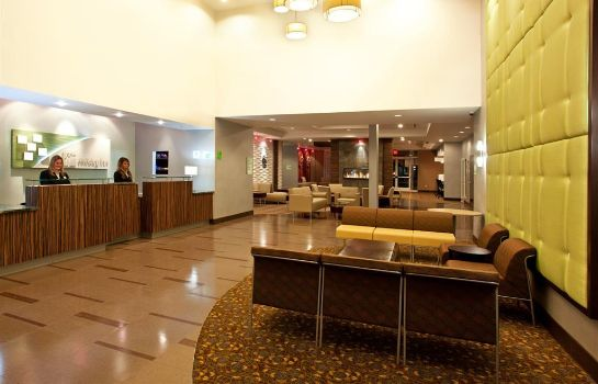 Hotelhalle Holiday Inn DETROIT METRO AIRPORT