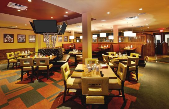 Restaurant Holiday Inn DETROIT METRO AIRPORT