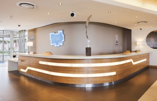Hotelhalle Holiday Inn Express DURBAN - UMHLANGA