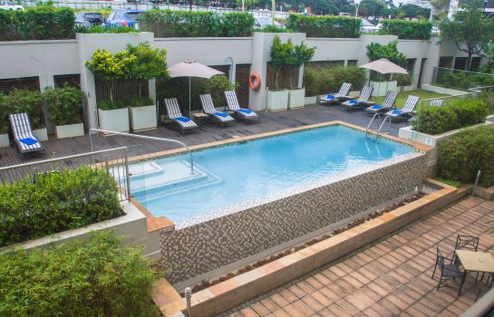 Zimmer Holiday Inn Express DURBAN - UMHLANGA
