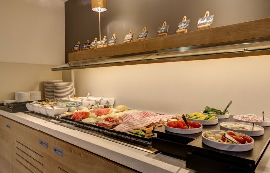 Breakfast buffet FourSide Hotel & Suites Vienna