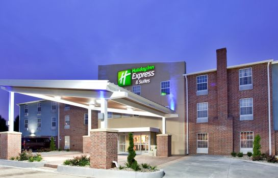 Exterior view Holiday Inn Express & Suites NORTH KANSAS CITY