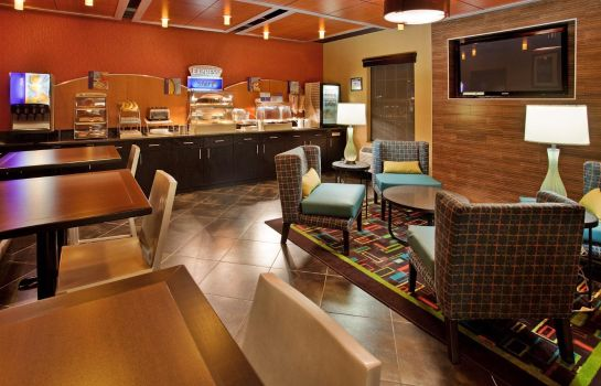 Restaurant Holiday Inn Express & Suites NORTH KANSAS CITY