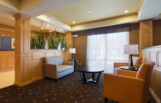 Hotelhalle BEST WESTERN PLUS COLUMBIA INN