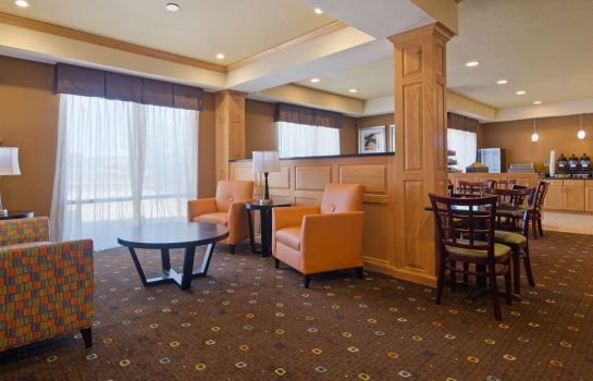 Hol hotelowy BEST WESTERN PLUS COLUMBIA INN