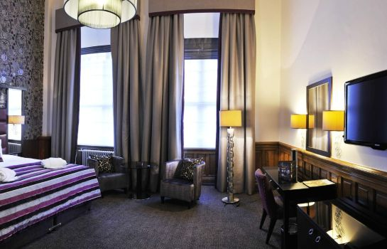 Suite Grand Central Hotel