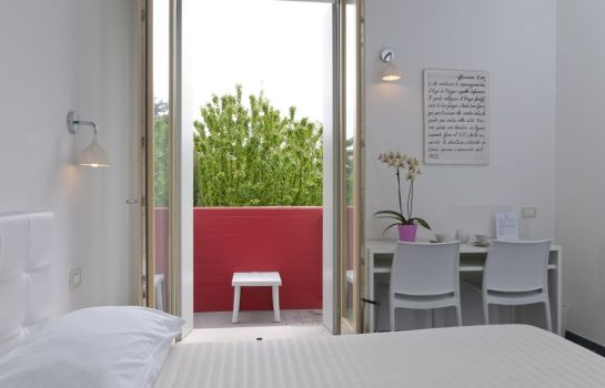 Chambre double (standard) 6 Porte Guesthouse