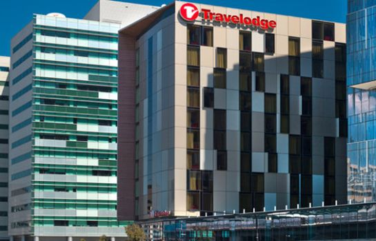 Außenansicht Travelodge Melbourne Docklands