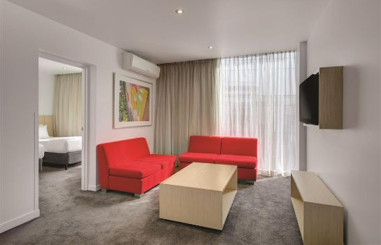 Zimmer Travelodge Melbourne Docklands