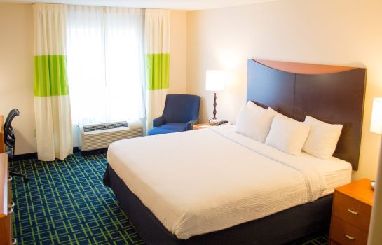 Zimmer Fairfield Inn & Suites San Antonio North/Stone Oak