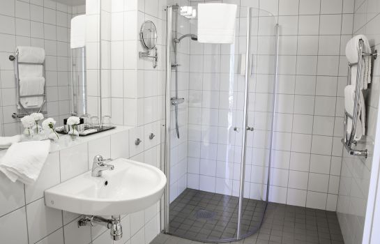 Badezimmer Clarion Collection Hotel Mektagonen