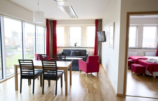Suite Clarion Collection Hotel Mektagonen