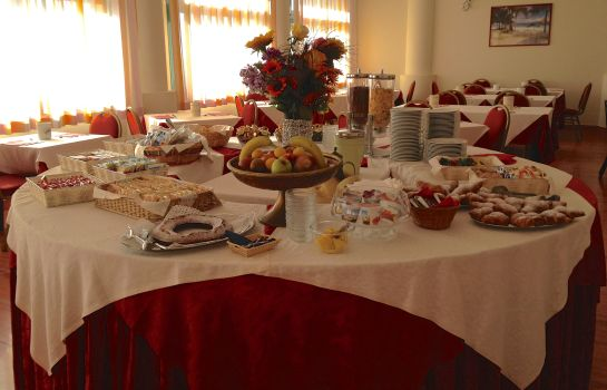Breakfast buffet Centrale Hotel