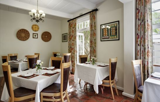 Restaurant Rivierbos Guest House