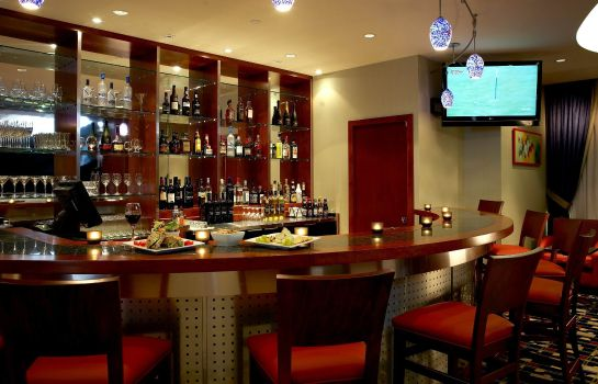 Hotel bar Fairfield Inn & Suites Montreal Airport