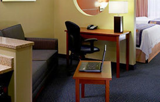 Room Fairfield Inn & Suites Montreal Airport