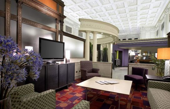 Hotelhalle Residence Inn Columbus Downtown