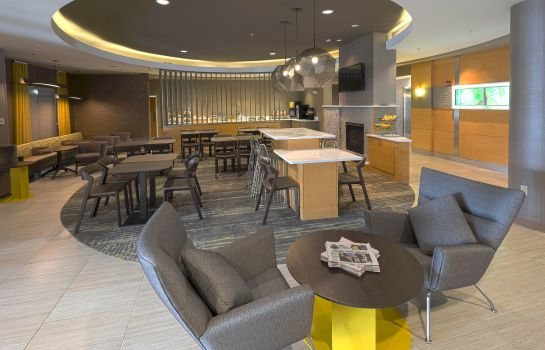 Hotelhalle SpringHill Suites Albany-Colonie