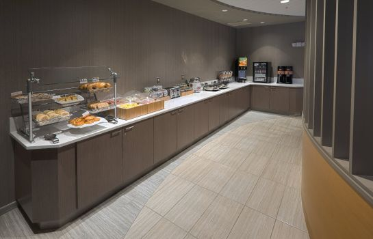 Restaurant SpringHill Suites Albany-Colonie