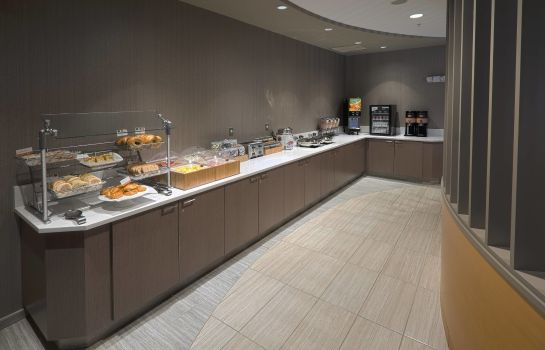 Restauracja SpringHill Suites Albany-Colonie