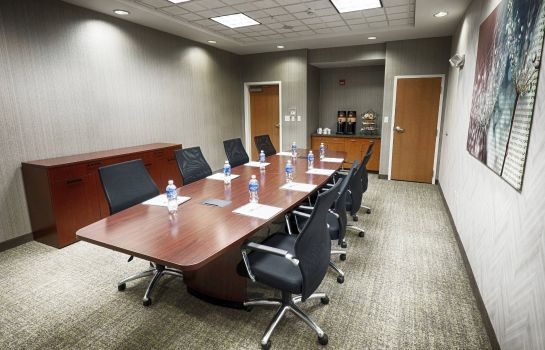 Sala konferencyjna SpringHill Suites Albany-Colonie