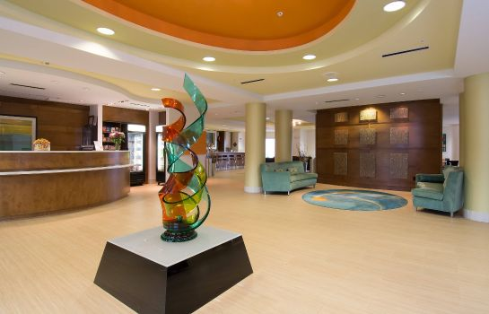 Hall SpringHill Suites Columbia Downtown/The Vista