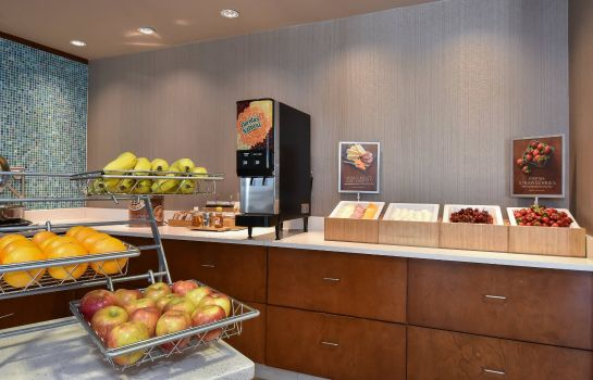 Restaurant SpringHill Suites Columbia Downtown/The Vista