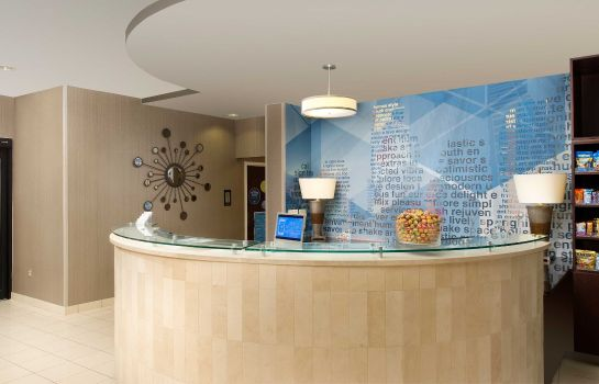 Hotelhalle SpringHill Suites Jacksonville Airport