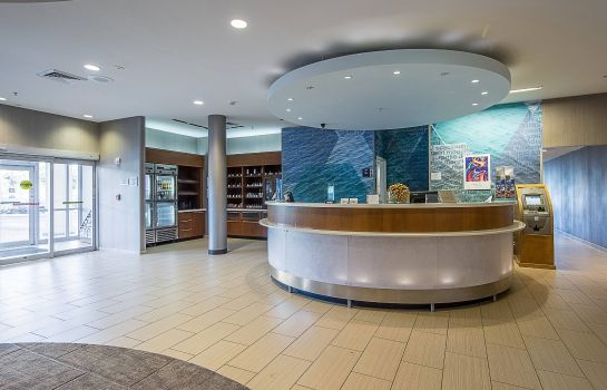 Hall SpringHill Suites Tampa North/I-75 Tampa Palms