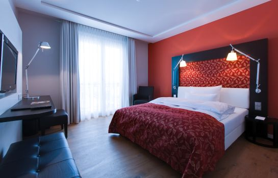 Chambre individuelle (standard) Parkhotel Stuttgart Messe-Airport