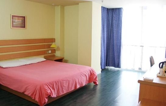 Standard room Qingdao Home Inn - Central Business District