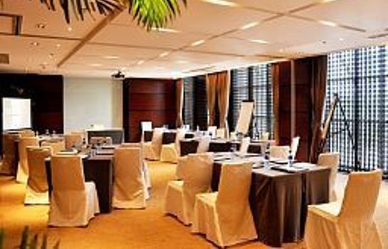 Conference room Ramada Plaza Shanghai Caohejing (New Building)
