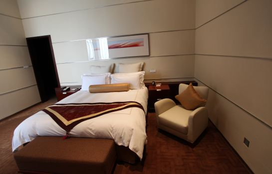 Room Ramada Plaza Shanghai Caohejing (New Building)