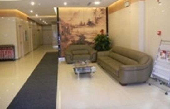 Hotelhalle Jin Jiang Inn Shenyang Imperial Place