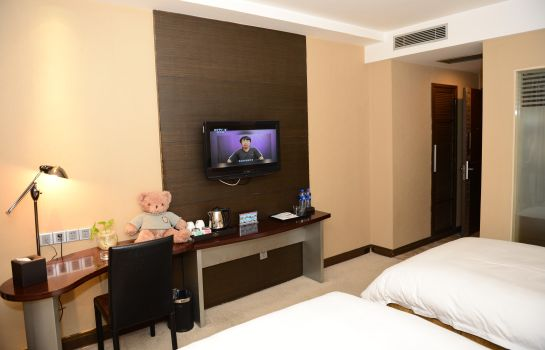 Double room (standard) Forest City Hotel