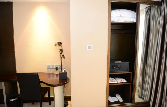 Double room (superior) Forest City Hotel
