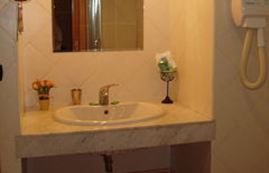 Badezimmer Magnifico Rome Guest House