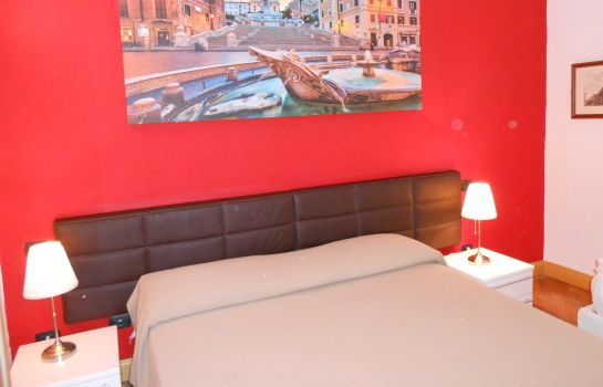 Doppelzimmer Standard Magnifico Rome Guest House