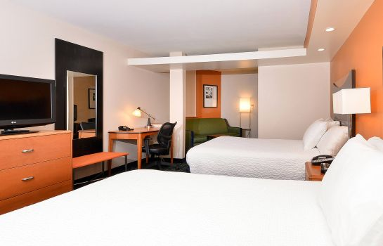Suite Fairfield Inn & Suites Columbus Hilliard