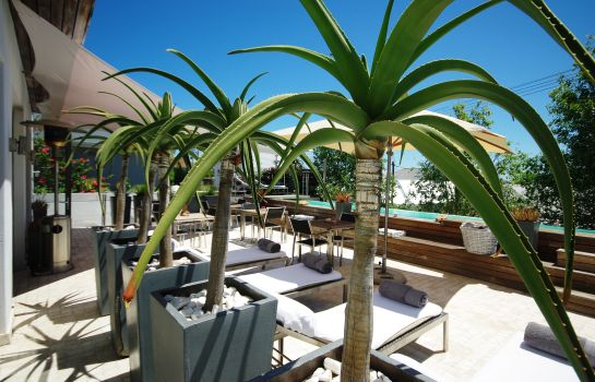 Terrasse DysArt Boutiquehotel