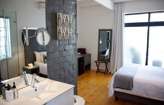 Single room (standard) DysArt Boutiquehotel