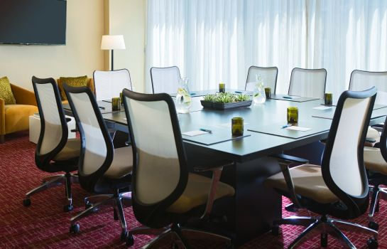 Conference room Kimpton Hotel Palomar Chicago