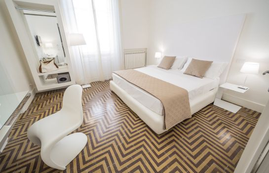 Suite junior Al Castello Luxury B&B