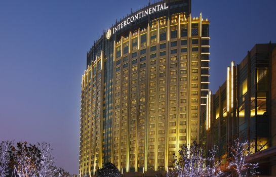 Außenansicht InterContinental Hotels SUZHOU