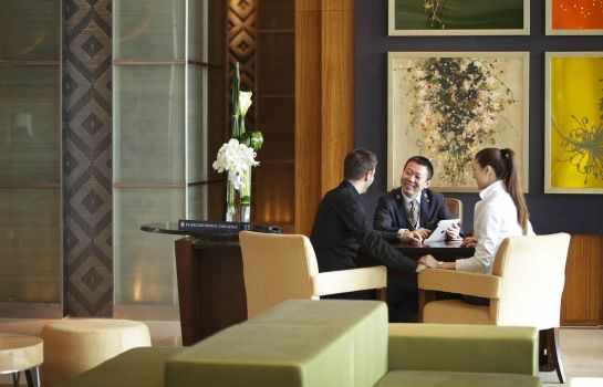 Hotelhalle InterContinental Hotels SUZHOU