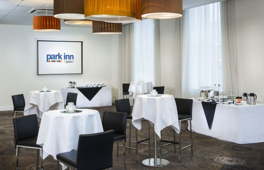 Sala riunioni PARK INN SOUTHEND-ON-SEA