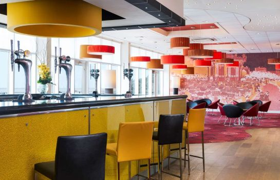 Hotel bar PARK INN SOUTHEND-ON-SEA