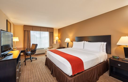 Zimmer Holiday Inn Express & Suites EL PASO AIRPORT